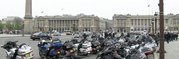 Week-end à Paris : que voir en taxi moto ?
