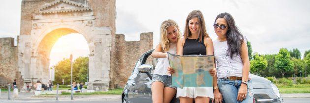 Décider de louer une voiture durant les vacances