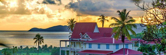 En voyage en Martinique
