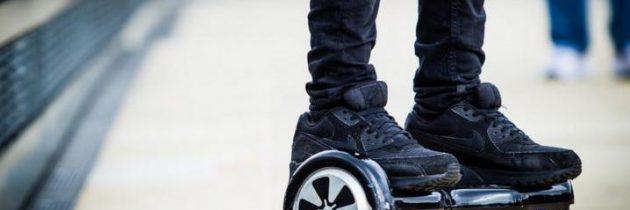 L'hoverboard, un moyen de déplacement révolutionnaire