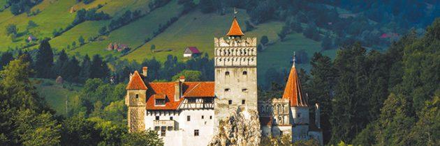 Destination Roumanie: les Carpates, le Danube et la mer noire