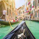 La beauté de la ville de Venise