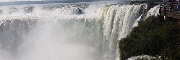 Dans les environs de Puerto Iguazu en Argentine
