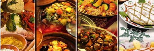 La cuisine:une bonne raison pour visiter le Maroc