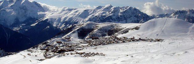 4 stations de ski facilement accessibles au départ de Paris
