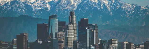 Los Angeles pour les vacances d'hiver!