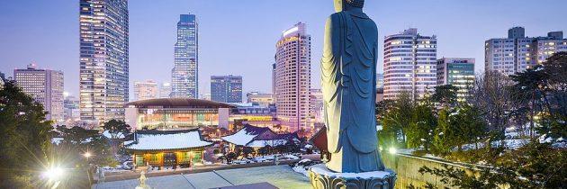 Partir à la découverte de la Corée du Sud
