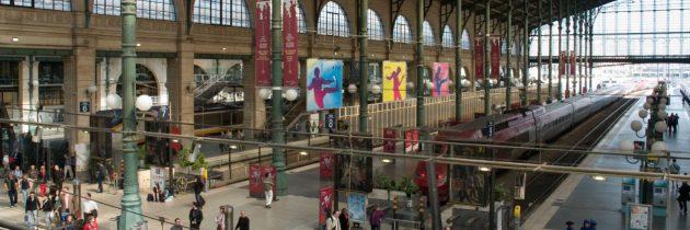 Découvrir le parc des expositions au Nord de Paris