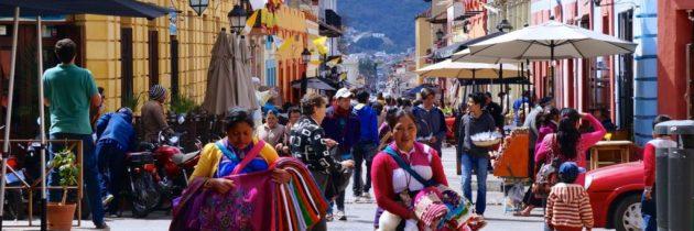 Voyager avec une agence locale au Mexique