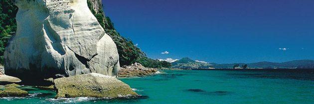 Vacances à destination de la Nouvelle-Zélande