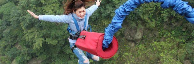 Séjour à Saint-Georges-le-Gaultier : profitez du saut à l'élastique