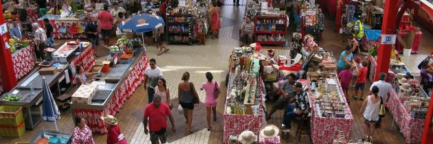 Voyages en Polynésie : faire son shopping à Tahiti