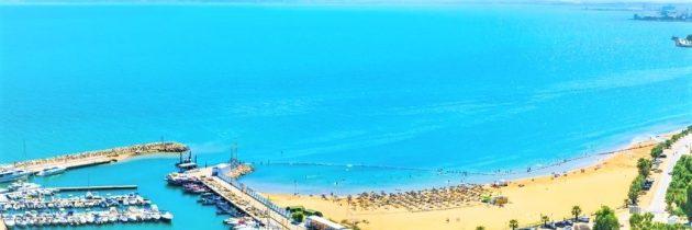 Le tourisme à Sidi Bou Saïd : la ville bleu et blanc !