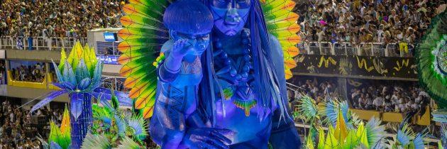 Carnavals célèbres : Venise, Rio de Janeiro, Nice, Dunkerque
